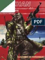 Ficha Personaje - Comandante - Arkan
