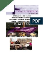 Pregaes Do Padre Raniero Cantalamessa 2014 PDF