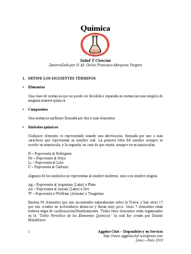 quimica laboratorio - Tabla Periodica De Los Elementos Quimicos Con Nombres En Latin