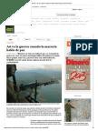 Nación - Así Va La Guerra Cuando La Mayoría Habla de Paz, Artículo Impresa