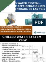 CHILLED WATER SYSTEM – SISTEMA DE REFRIGERACIÓN DEL.pptx