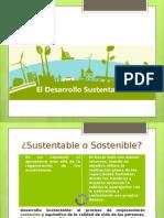 Presentación Sustentabilidad