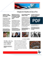 Boletín Cuba de Verdad Nº 81-2015