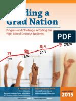 2015 Building a Grad Nation report