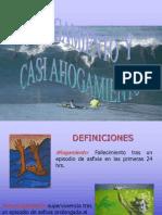 CLASE DE AHOGAMIENTO