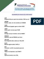 Dicionario Divertido Ingles-Portugues