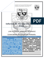 2.0 Informe de F. C. y E.