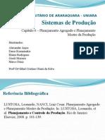 CAP6 - PCP - Sistemas de Produção.pptx