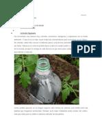 Riego Por Goteo Casero y EconómicoArtículo Publicado El 10