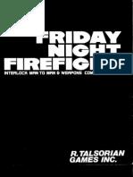 CyberPunk 2013 - Core - Friday Night Firefight