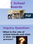 school board inquiry one