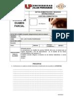 Modelo de Examen Parcial Auditoria Admi