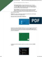 Cómo Activar El Modo Seguro (Safe Mode) en Windows 8 _ Foros Trucos Windows
