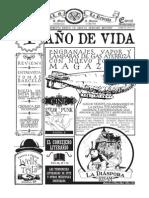 Engranajes, Vapor y Lámparas de Gas Nº 1 La Revista