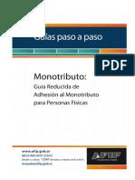 PasoaPasoAdhesiónMonotributo Simplificado PF.pdf