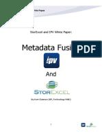 Metadata Fusion White Paper Master IPV