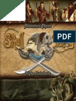 Alpha Rulebook Skull Tales