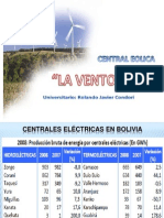 proyecto central eolica