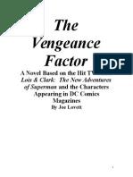 Superman - The Vengeance Factor