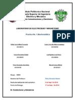 Fisica Práctica 1 Electrostática
