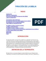 LA INSPIRACIÓN DE LA BIBLIA.doc