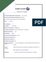 DSLAM_informe Pruebas AZOGUES 2