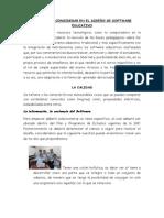 ASPECTOS A CONSIDERAR EN EL DISEÑO SE SOFTWARE EDUCATIVO.docx