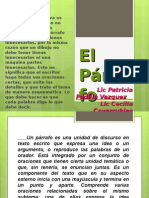 4.El Parrafo