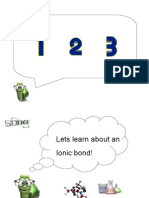 5.2 (a) Formation of Ionic Bond