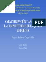 Analisis de la Quinua en bolivia