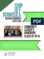 leadership monterey peninsula community leaders handbook