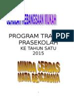 Program Transisi for 2015