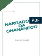 NARRADORES DA CHANANECO