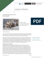 Manejo de antibióticos en pacientes quirúrgicos