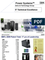 Power 7 Technical Excellence