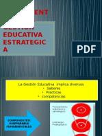 Maestria Gestion Educativa Estrategica
