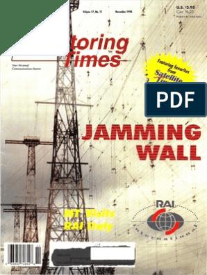 11 November 1998   Satellite   Electronics