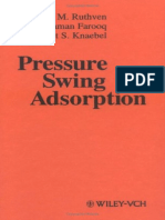 Pressure Swing Adsorption