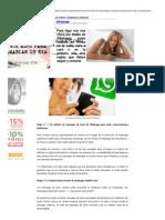 3 Consejos Para Seducir a Una Mujer Por Whatsapp