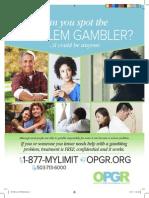 Can You Spot the Problem Gambler?