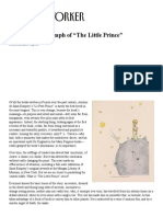 The Strange Triumph of 'the Little Prince' _ the New Yorker