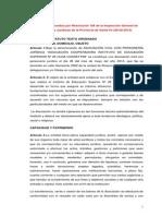 Estatuto Cooperadora IES Olga Cossettini - Texto Aprobado Por La Igpj