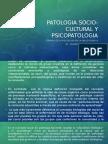 Patologia Socio Cultural y Psicopatologia 02- 2015