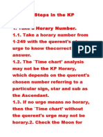 Instructions for the Beginners of KP System