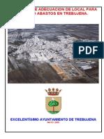 Proyecto Tecnico de Adecuacion de Local Para Mercado de Abastos