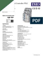 IMO Precision Controls Ltd - WLC-230AC