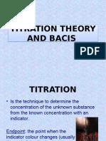 Titration