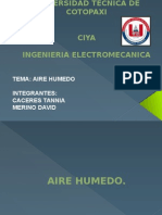 Aire Humedo