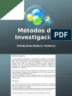 Marco Teorico Hipotesis