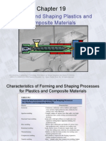 Forming and Shaping Plastic and Composites materials